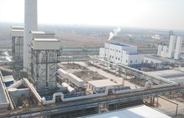 Xinyi (Tianjin) Glass Co., LTD.(four boilers and one turbine generator)