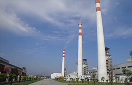 CSG (Chengdu) (three boilers and one turbine generator)